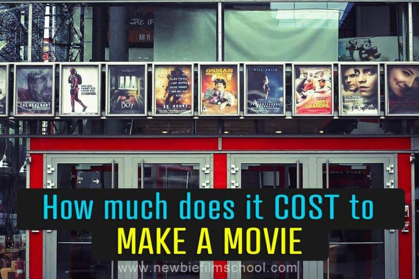 How much does it cost to make a movie