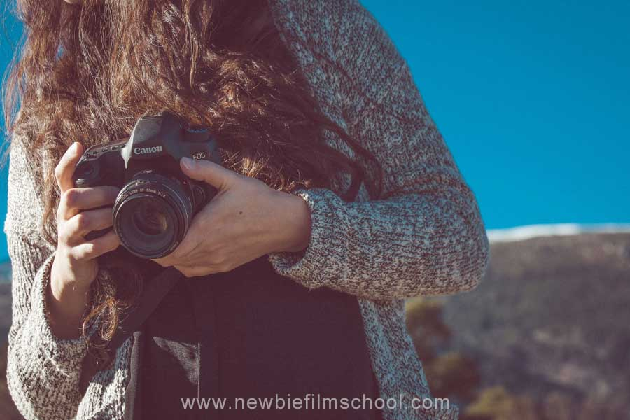 is a DSLR camera good for shooting movies