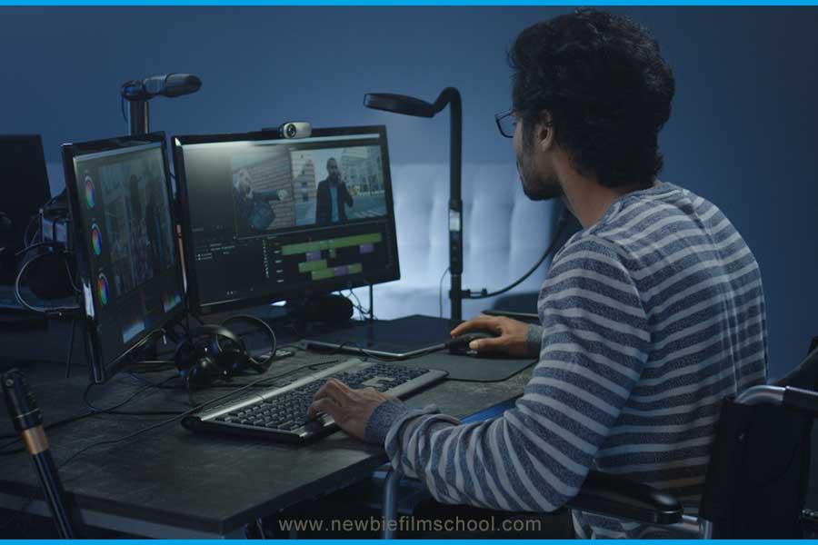 PC video editing
