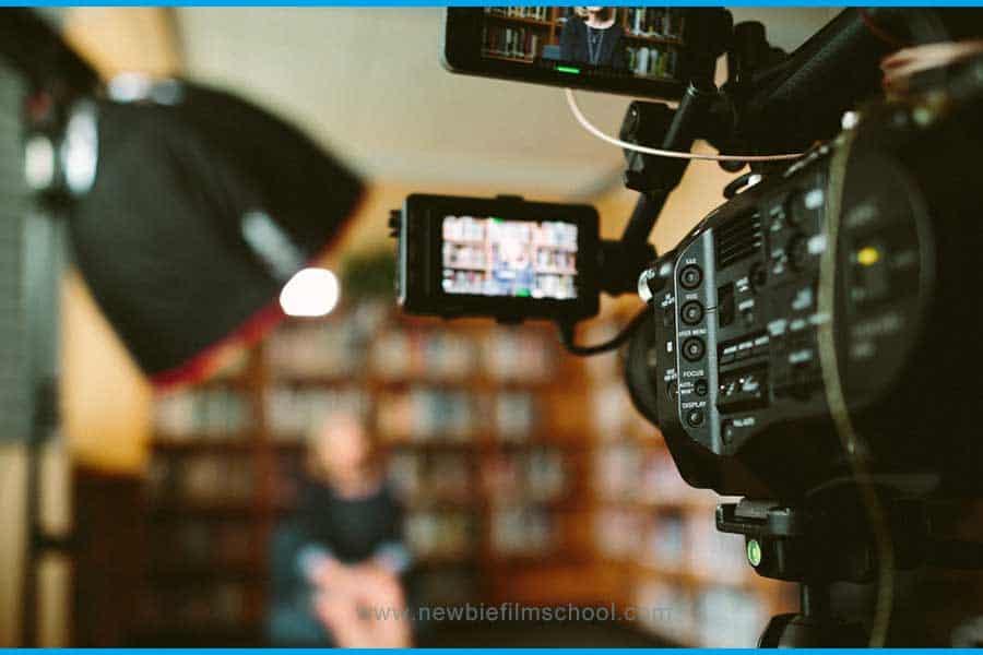 best focal length for interviews