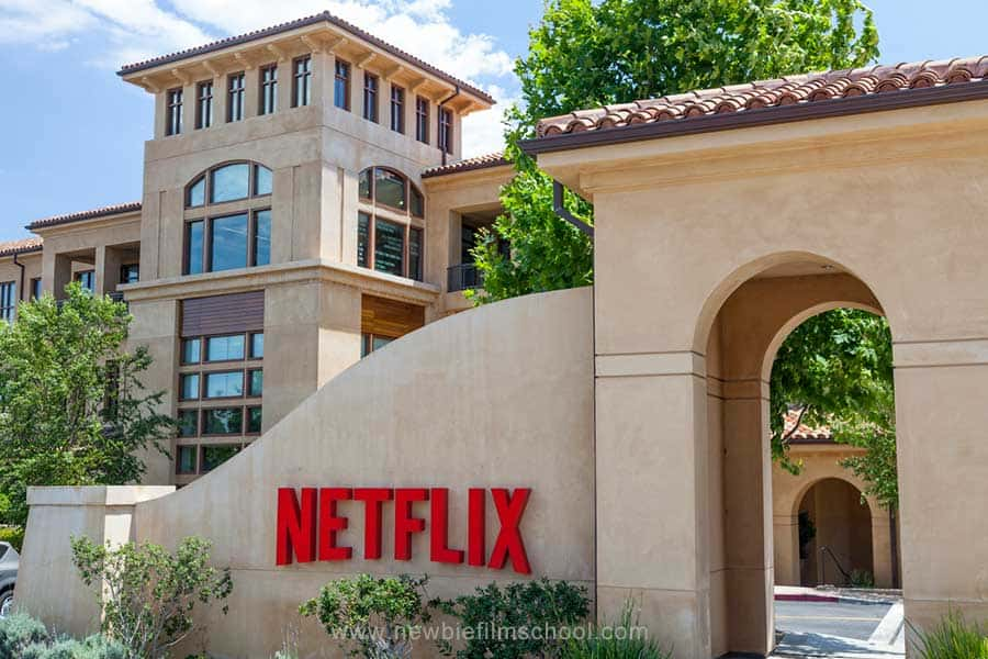submit your script to Netflix